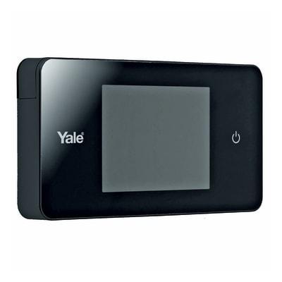 Spioncino digitale per porte blindate Yale Standard nero prezzi e ...