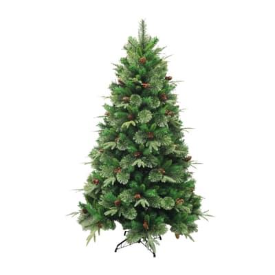 Albero di Natale artificiale Cortina H 150 cm