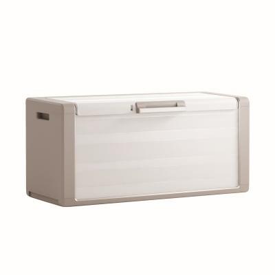 Baule Gulliver chest L 118 x P 49 x H 55 cm tortora