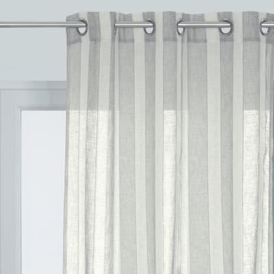 Tenda Vanessa Inspire grigio 140 x 280 cm