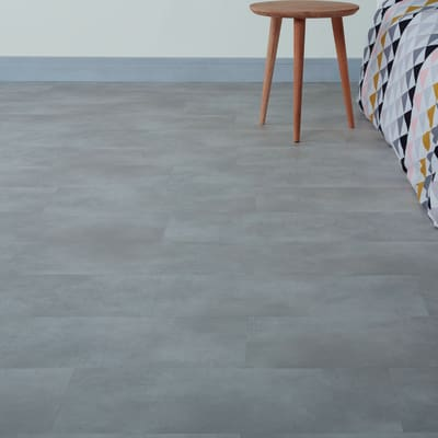 Pavimento vinilico Light grey 4 mm