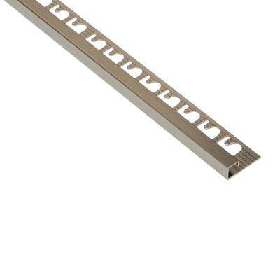 Profilo angolare esterno alluminio 30 mm x 270 cm