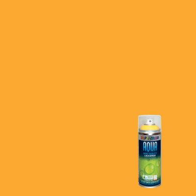 Smalto spray Aqua giallo colza RAL 1021 Lucido 350 ml