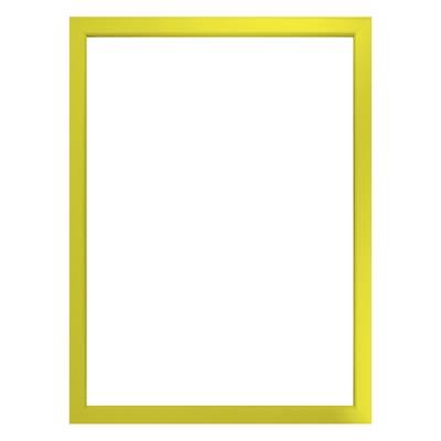 Cornice Easy giallo 21 x 29,7 cm