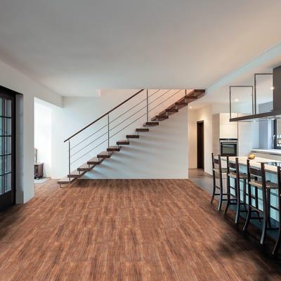 Piastrella Eco Tiles 30,2 x 60,4 cm marrone