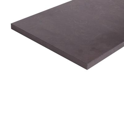 Pannello melaminico marrone scuro 25 x 800 x 1380 mm