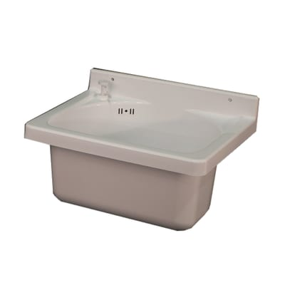 Vasca per mobile lavatoio gold l 52 x p 40 x h 26 cm for Serrandina per mobili leroy merlin
