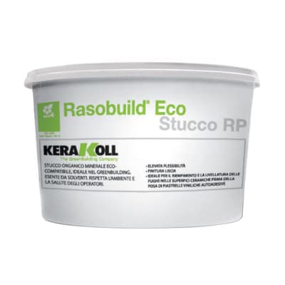 Stucco per fughe Rasobuild Eco 1 kg