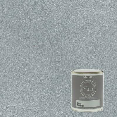 Finitura Fleur Aston argento metallizzato 750 ml