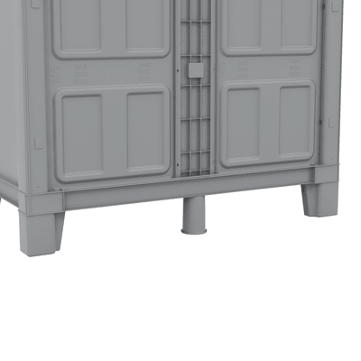 Armadio in resina Modulize L 65 x P 40 x H  138