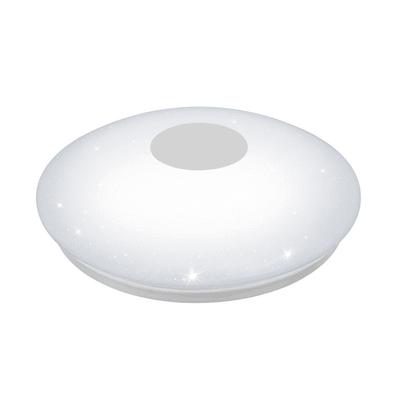 Plafoniera Voltago 2 bianco Ø 37,5 cm