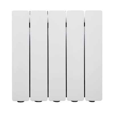 Radiatore Modern in alluminio 5 elementi interasse 350 mm