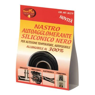 Nastro adesivo Special Fire siliconico  rotolo da 3 mt nero 10 x 12 x 3 cm 70 g