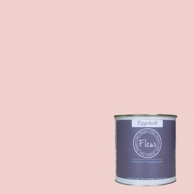 Smalto manounica Fleur Eggshell all'acqua pink rococo satinato 0.75 L