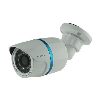 Telecamera con fili da esterno/interno fissa con visione notturna Isnatch Bullet AHD 720P e CVBS 960H 67378582