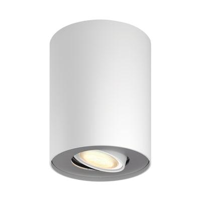 Faretto singolo Philips Hue Pillar bianco