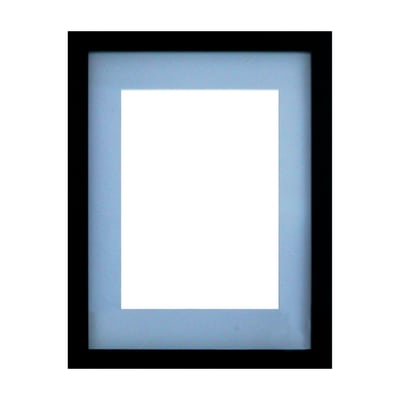 Cornice Milo nero 18 x 24 cm
