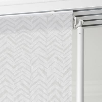 Tenda a pannello resinato Frecce bianco 60 x 300 cm
