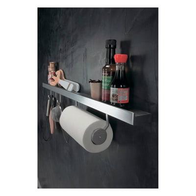 Kit porta accessori cucina Level 90 inox prezzi e offerte online ...