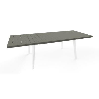 Tavolo allungabile Harmony, 160 x 100 cm bianco prezzi e offerte ...