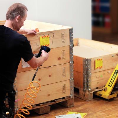 Graffatrice pneumatica Rapid Airtac PS141 Pro