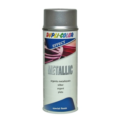 Smalto spray Metallic argento RAL diamantato 400 ml