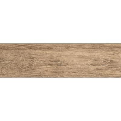 Piastrella Oak 18 x 63 cm marrone