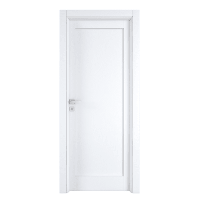 Porta da interno battente Atria bianco 80 x H 210 cm dx