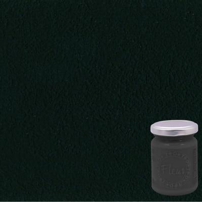 Colore acrilico nero opaco 130 ml Fleur