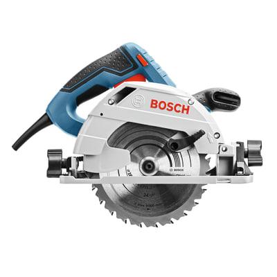 Sega circolare Bosch Professional GKS55, potenza 1200 W