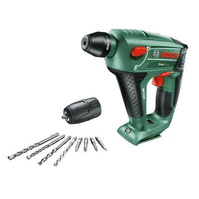 Martello tassellatore a batteria Bosch Uneo Max 18 V