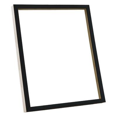 Cornice Sbang nero 30 x 40 cm