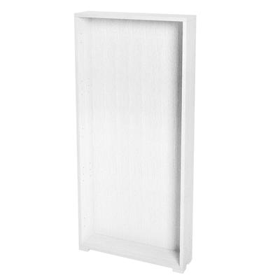 Struttura Spaceo bianco L 60 x P 15 x H 128 cm