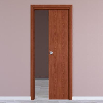 Porta da interno scorrevole Rose 60 x H 210 cm reversibile