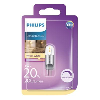 Lampadina LED Philips G4 =20W luce calda 36°