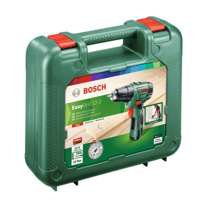 Trapano avvitatore Bosch Easydrill 12-2, 12 V 2,5 Ah