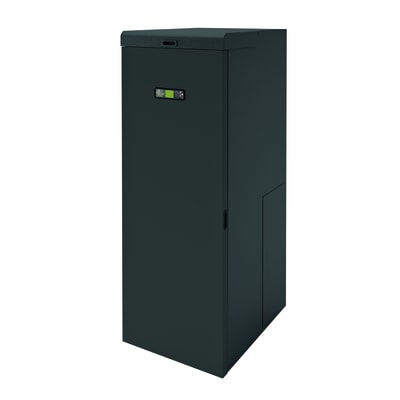 Termostufa a Pellet Punto Fuoco Hydro Kantina 22,5 kW nero
