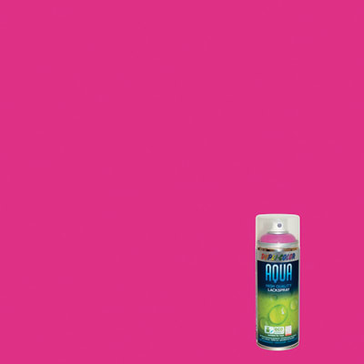 Smalto spray Aqua telemagenta Lucido 350 ml