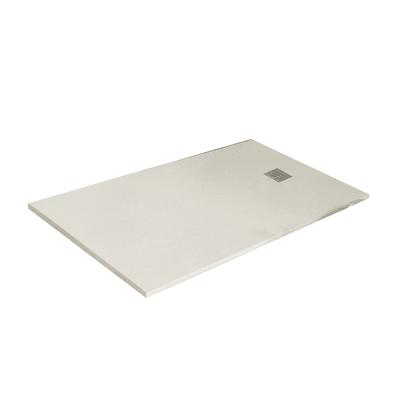 Piatto doccia resina Strato 90 x 80 cm bianco