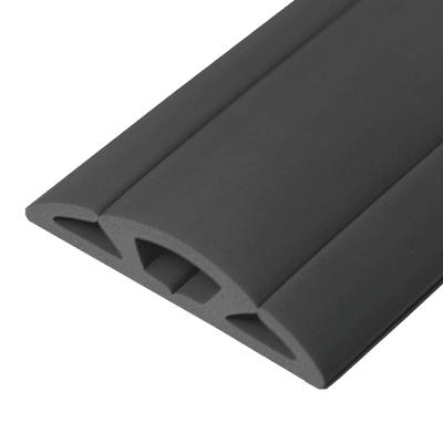 Canalina  Passacavi 0.65 X 150 X 0.04 cm grigio / argento