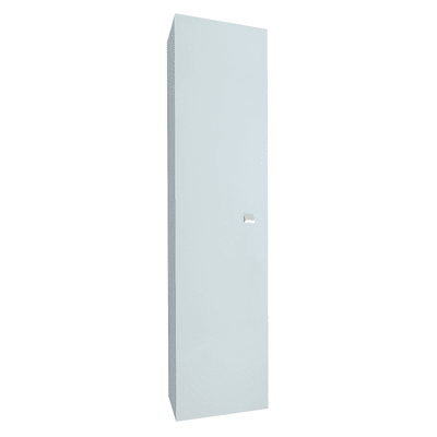 Colonna Ginevra 1 L 31.5 x P 15.5 x H 136 cm grigio chiaro laccato