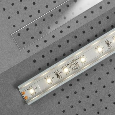 Cover grigio / argento, 2 m