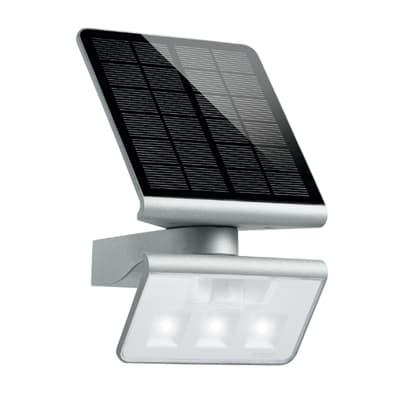 Proiettore solare C/SENS LED acciaio 15W 150LM IP44 STEINEL