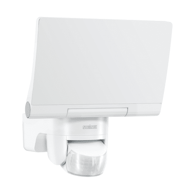 Proiettore LED integrato con sensore di movimento Home in plastica, bianco, 13W 1184LM IP44 STEINEL