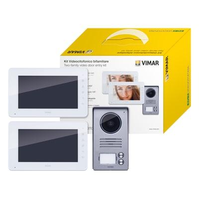 Videocitofono con filo a parete ELVOX VIMAR K40911