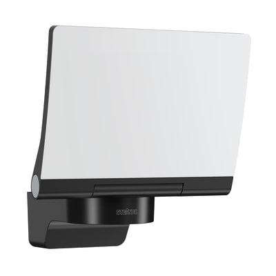 Proiettore LED integrato Xled home 2 xl sl in plastica, nero, 20W 1608LM IP44