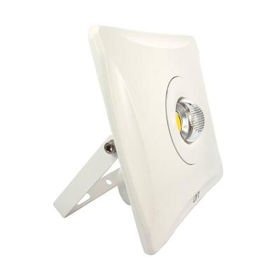 Proiettore LED integrato Faro in acciaio, bianco, 30W 2200LM IP65