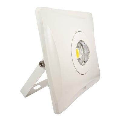 Proiettore LED integrato Faro in acciaio, bianco, 50W 4000LM IP65