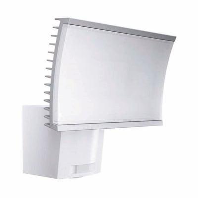 Proiettore LED integrato Noxlite in alluminio, bianco, 23W 1470LM IP44 OSRAM
