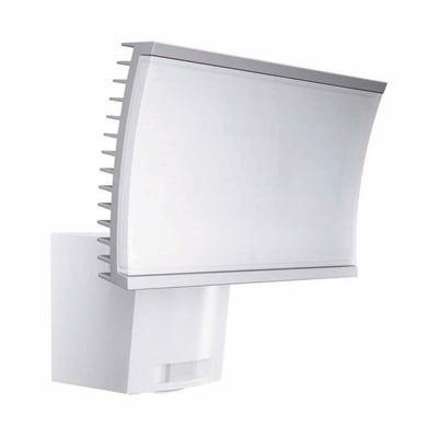 Proiettore LED integrato Noxlite in alluminio, bianco, 40W 2800LM IP44 OSRAM